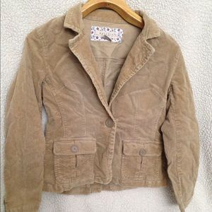 Maurices Corduroy 1-button Jacket